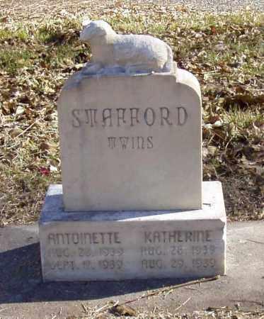 STAFFORD, ANTOINETTE - Mesa County, Colorado   ANTOINETTE STAFFORD - Colorado Gravestone Photos