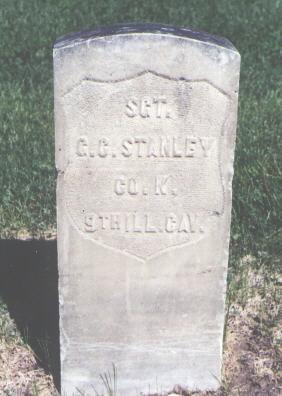 STANLEY, G. C. - Mesa County, Colorado | G. C. STANLEY - Colorado Gravestone Photos