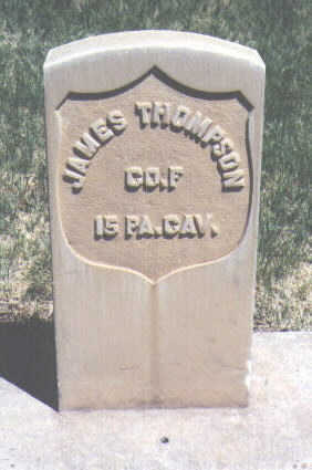 THOMPSON, JAMES - Mesa County, Colorado | JAMES THOMPSON - Colorado Gravestone Photos
