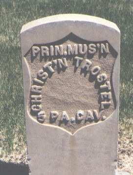 TROSTEL, CHRIST'N - Mesa County, Colorado | CHRIST'N TROSTEL - Colorado Gravestone Photos