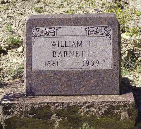 BARNETT, WILLIAM - Mineral County, Colorado | WILLIAM BARNETT - Colorado Gravestone Photos