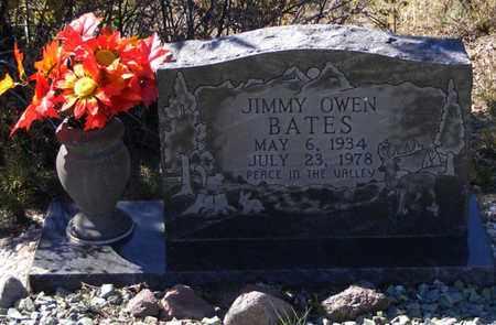 BATES, JIMMY - Mineral County, Colorado | JIMMY BATES - Colorado Gravestone Photos