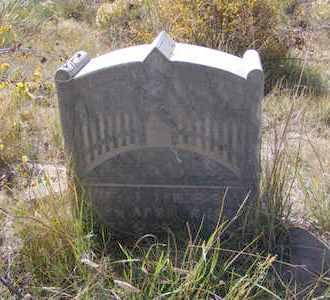 HESS, F. J. - Mineral County, Colorado | F. J. HESS - Colorado Gravestone Photos