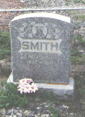 SMITH, LEROY - Mineral County, Colorado | LEROY SMITH - Colorado Gravestone Photos