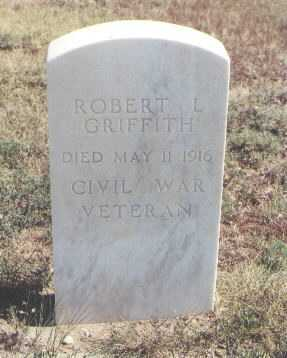 GRIFFITH, ROBERT L. - Moffat County, Colorado | ROBERT L. GRIFFITH - Colorado Gravestone Photos