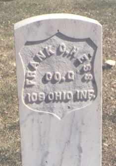 HESS, FRANK C. - Moffat County, Colorado | FRANK C. HESS - Colorado Gravestone Photos