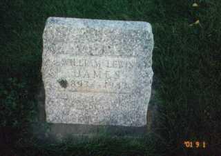 JAMES, WILLIAM L. - Moffat County, Colorado | WILLIAM L. JAMES - Colorado Gravestone Photos