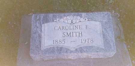 SMITH, CAROLINE E. - Moffat County, Colorado | CAROLINE E. SMITH - Colorado Gravestone Photos