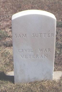 SUTTER, SAM - Moffat County, Colorado   SAM SUTTER - Colorado Gravestone Photos