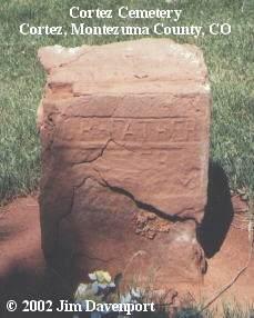 BAXSTROM, PETER - Montezuma County, Colorado | PETER BAXSTROM - Colorado Gravestone Photos