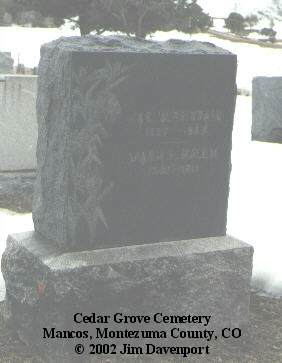 KELLY, MARY L. - Montezuma County, Colorado | MARY L. KELLY - Colorado Gravestone Photos