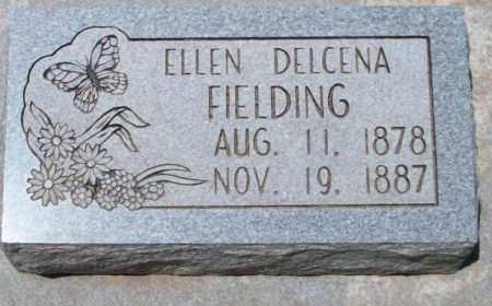DELCENA FIELDING, ELLEN - Montezuma County, Colorado | ELLEN DELCENA FIELDING - Colorado Gravestone Photos
