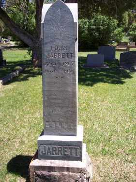JARRETT, LOUIS - Montezuma County, Colorado   LOUIS JARRETT - Colorado Gravestone Photos