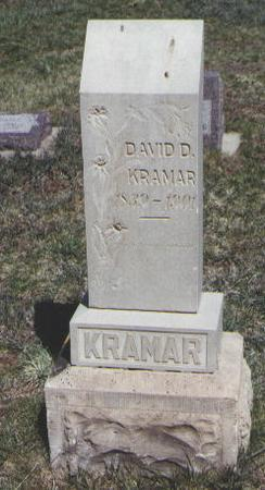 KRAMAR, DAVID D. - Montezuma County, Colorado | DAVID D. KRAMAR - Colorado Gravestone Photos