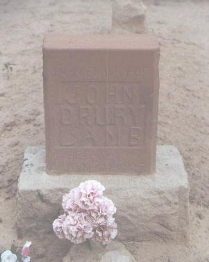 LAMB, JOHN DRURY - Montezuma County, Colorado | JOHN DRURY LAMB - Colorado Gravestone Photos