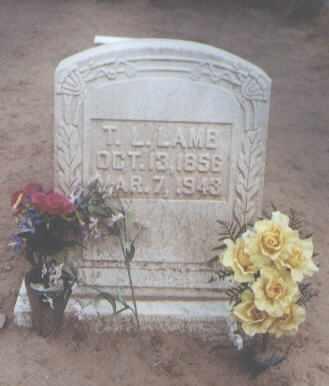 LAMB, T. L. - Montezuma County, Colorado | T. L. LAMB - Colorado Gravestone Photos