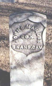 MANESS, JOHN B. - Montezuma County, Colorado | JOHN B. MANESS - Colorado Gravestone Photos