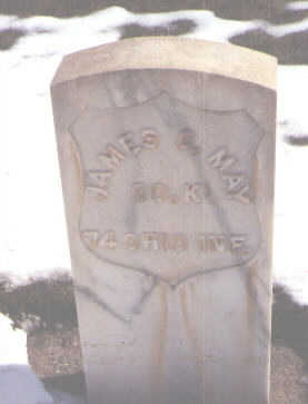 MAY, JAMES C. - Montezuma County, Colorado | JAMES C. MAY - Colorado Gravestone Photos