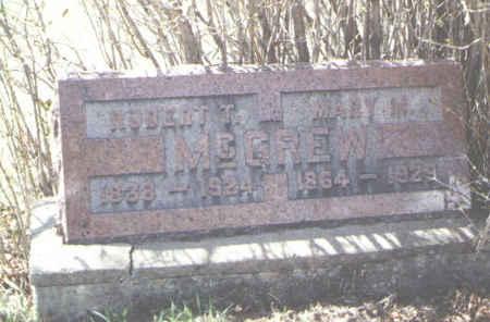 MCGREW, MARY M. - Montezuma County, Colorado | MARY M. MCGREW - Colorado Gravestone Photos