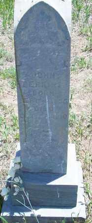 PERKINS, JOHN - Montezuma County, Colorado | JOHN PERKINS - Colorado Gravestone Photos
