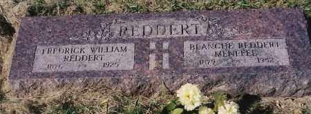 REDDERT, FREDRICK WILLIAM - Montezuma County, Colorado | FREDRICK WILLIAM REDDERT - Colorado Gravestone Photos