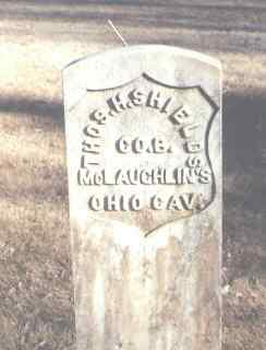 SHIELDS, THOS. H. - Montezuma County, Colorado | THOS. H. SHIELDS - Colorado Gravestone Photos