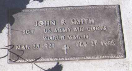 SMITH, JOHN R. - Montezuma County, Colorado | JOHN R. SMITH - Colorado Gravestone Photos