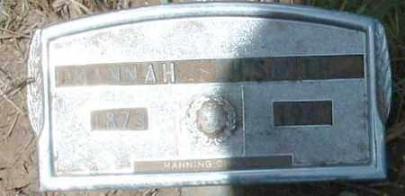 SMITH, JOHANNAH - Montezuma County, Colorado | JOHANNAH SMITH - Colorado Gravestone Photos
