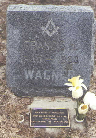 WAGNER, FRANCIS H. - Montezuma County, Colorado | FRANCIS H. WAGNER - Colorado Gravestone Photos