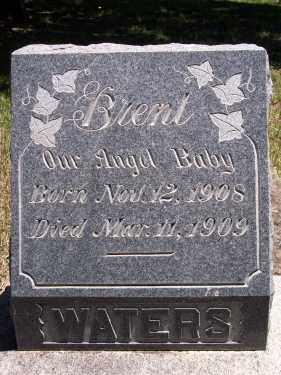 WATERS, BRENT - Montezuma County, Colorado   BRENT WATERS - Colorado Gravestone Photos