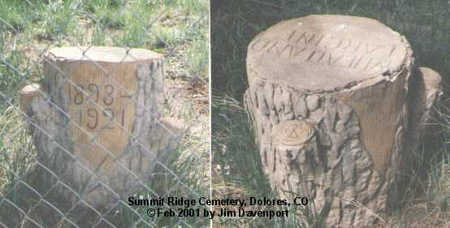 WHEATLAND, LACRENE - Montezuma County, Colorado | LACRENE WHEATLAND - Colorado Gravestone Photos