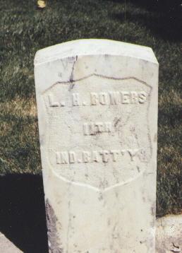 BOWERS, L. H. - Montrose County, Colorado   L. H. BOWERS - Colorado Gravestone Photos