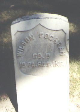 COCHRAN, WILSON - Montrose County, Colorado | WILSON COCHRAN - Colorado Gravestone Photos