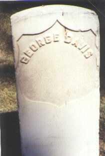 DAVIS, GEORGE - Montrose County, Colorado | GEORGE DAVIS - Colorado Gravestone Photos
