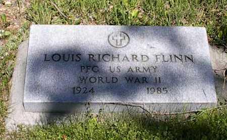 FLINN, LOUIS RICHARD - Montrose County, Colorado | LOUIS RICHARD FLINN - Colorado Gravestone Photos