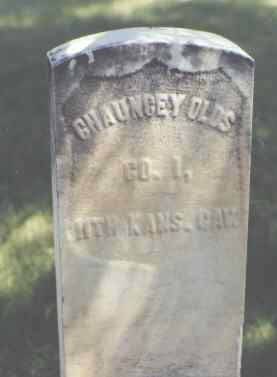 OLDS, CHAUNCEY - Montrose County, Colorado | CHAUNCEY OLDS - Colorado Gravestone Photos