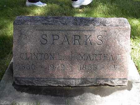 SPARKS, CLINTON L. - Montrose County, Colorado | CLINTON L. SPARKS - Colorado Gravestone Photos