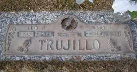 TRUJILLO, MARY G. - Montrose County, Colorado | MARY G. TRUJILLO - Colorado Gravestone Photos