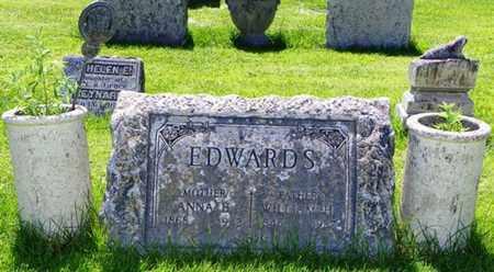 EDWARDS, WILLIAM H. - Morgan County, Colorado | WILLIAM H. EDWARDS - Colorado Gravestone Photos