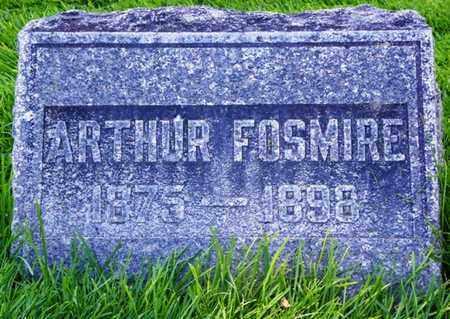 FOSMIRE, ARTHUR - Morgan County, Colorado | ARTHUR FOSMIRE - Colorado Gravestone Photos