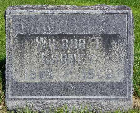GURNEY, WILBUR T. - Morgan County, Colorado | WILBUR T. GURNEY - Colorado Gravestone Photos