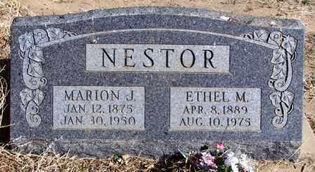 NESTOR, ETHEL M - Morgan County, Colorado | ETHEL M NESTOR - Colorado Gravestone Photos
