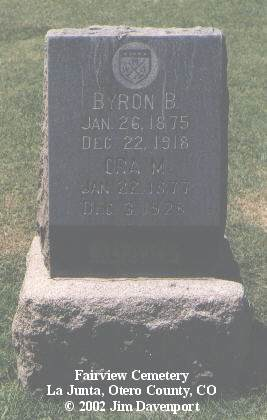 ADAMS, ORA M. - Otero County, Colorado | ORA M. ADAMS - Colorado Gravestone Photos