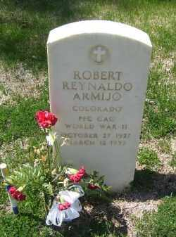 ARMIJO, ROBERTO REYNALDO - Otero County, Colorado   ROBERTO REYNALDO ARMIJO - Colorado Gravestone Photos