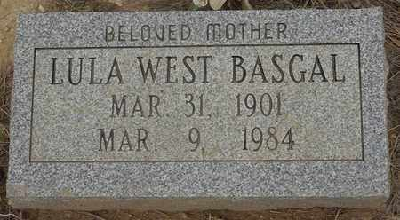 BASGAL, LULA - Otero County, Colorado | LULA BASGAL - Colorado Gravestone Photos