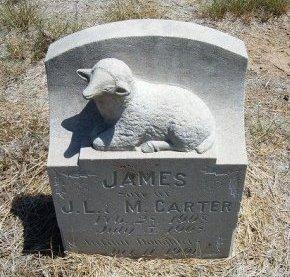 CARTER, JAMES - Otero County, Colorado | JAMES CARTER - Colorado Gravestone Photos