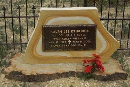 ETHRIDGE, RALPH LEE - Otero County, Colorado | RALPH LEE ETHRIDGE - Colorado Gravestone Photos