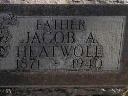 HEATWOLE, JACOB A. - Otero County, Colorado | JACOB A. HEATWOLE - Colorado Gravestone Photos