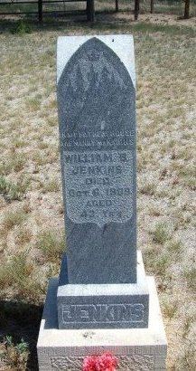 JENKINS, JAMES WILLIAM B - Otero County, Colorado | JAMES WILLIAM B JENKINS - Colorado Gravestone Photos