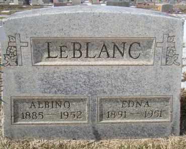 LEBLANC, EDNA - Otero County, Colorado | EDNA LEBLANC - Colorado Gravestone Photos